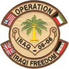 Operation Iraqi Freedom 05-06 Patch