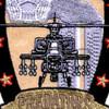 Operation Enduring Freedom Patch Predators Apache | Center Detail