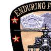 Operation Enduring Freedom Patch Predators Apache | Upper Left Quadrant