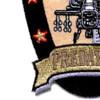 Operation Enduring Freedom Patch Predators Apache | Lower Left Quadrant