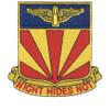 56th Air Defense Artillery Regiment Patch