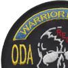 ODA-976 Patch   Upper Left Quadrant