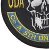 ODA-976 Patch   Lower Left Quadrant