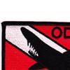 ODA-525 Patch - Mako   Upper Left Quadrant