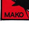 ODA-525 Patch - Mako   Lower Left Quadrant