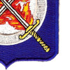 55th Infantry Regiment Patch | Lower Right Quadrant