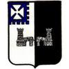 55th Infantry Regiment Honor, Valor Patch