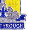55th Brigade Combat Team 28th Infantry Division Special Troops Battalion Patch STB-59 | Lower Right Quadrant