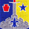 55th Brigade Combat Team 28th Infantry Division Special Troops Battalion Patch STB-59 | Center Detail