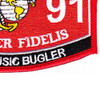 5591 Field Music Bugler MOS Patch | Lower Right Quadrant
