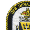 MCM-6 USS Devastator Patch   Upper Left Quadrant