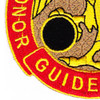 558th Field Artillery Group Patch   Lower Left Quadrant