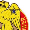 558th Field Artillery Group Patch   Upper Right Quadrant