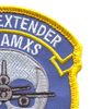 McDonnell Douglas KC-10 Extender 605th Air Maintenance Squadron Patch | Upper Right Quadrant