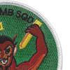 555th Bomber Squadron Patch | Upper Right Quadrant