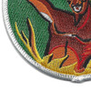 555th Bomber Squadron Patch | Lower Left Quadrant