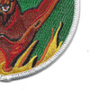 555th Bomber Squadron Patch | Lower Right Quadrant