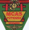 MCAS Air Station Futenma Okinawa Patch | Center Detail