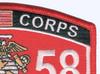 Marine Corps Force Reconnaissance 0358 Patch
