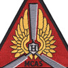 Marine Corps Air Station New River North Carolina Patch | Center Detail