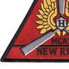 Marine Corps Air Station New River North Carolina Patch | Lower Left Quadrant