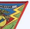 Marine Corps Air Station Miramar California Patch | Upper Right Quadrant