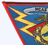 Marine Corps Air Station Miramar California Patch | Upper Left Quadrant