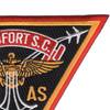 Marine Corps Air Station Beuafort South Carolina Patch | Upper Right Quadrant