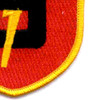 Marine 3rd Division 9th Regiment Patch | Lower Right Quadrant
