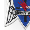 551st Airborne Infantry Regiment Patch   Lower Left Quadrant