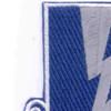550th Airborne Infantry Regiment Patch   Upper Left Quadrant