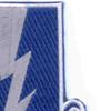 550th Airborne Infantry Regiment Patch   Upper Right Quadrant