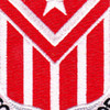 554th Engineer Battalion Patch   Center Detail