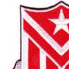 554th Engineer Battalion Patch   Upper Left Quadrant