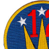 MAG-12 Marine Aircraft Group Twelve Patch | Upper Left Quadrant