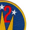 MAG-12 Marine Aircraft Group Twelve Patch | Upper Right Quadrant
