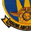 MAG-12 Marine Aircraft Group Twelve Patch | Lower Left Quadrant