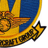 MAG-12 Marine Aircraft Group Twelve Patch | Lower Right Quadrant