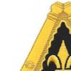 54th Field Artillery Brigade patch DUI | Upper Left Quadrant