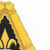 54th Field Artillery Brigade patch DUI | Upper Right Quadrant