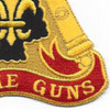 54th Field Artillery Brigade patch DUI | Lower Right Quadrant