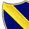 54th Infantry Regiment Patch   Upper Left Quadrant