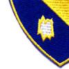 54th Infantry Regiment Patch   Lower Left Quadrant