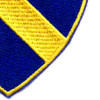 54th Infantry Regiment Patch   Lower Right Quadrant