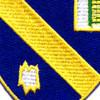 54th Infantry Regiment Patch   Center Detail