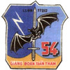 54 Naval River Patrol Group Fifty-four Patch