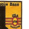 PBR Mobile Base 1 Patrol Boat River Mobile Base One Patch | Upper Right Quadrant
