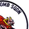 549th Bomb Squadron Patch | Upper Right Quadrant