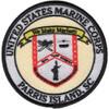 Parris Island, SC Recruit Training Center Patch