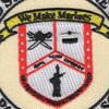 Parris Island, SC Recruit Training Center Patch | Center Detail